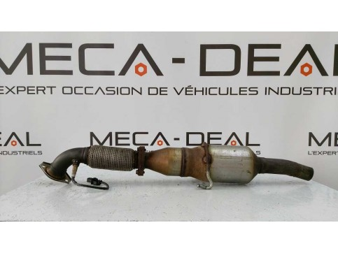 Catalyseur d'échappement long Alcom d'occasion Iveco Daily fourgon