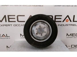 Roue jumelée 195/75 R16 d'occasion Iveco Daily